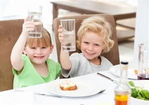 Полезная йодированная вода для детей